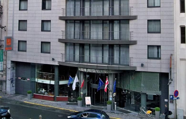NH Brussels EU Berlaymont - Hotel - 0