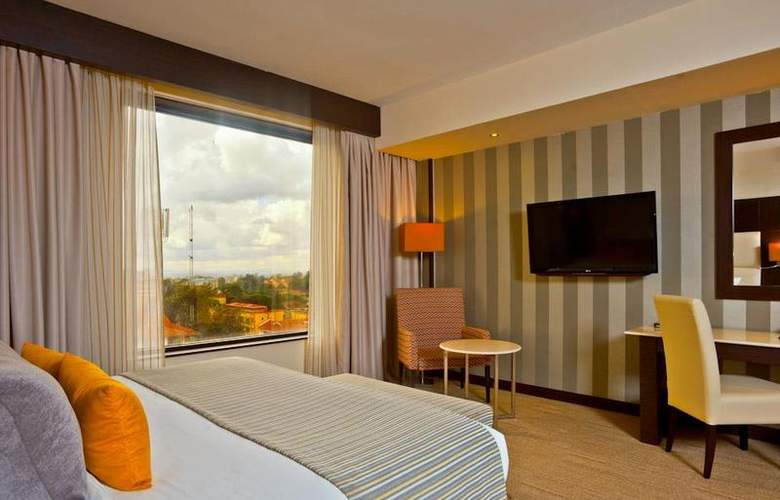 Four Points by Sheraton Nairobi Hurlingham - Room - 10
