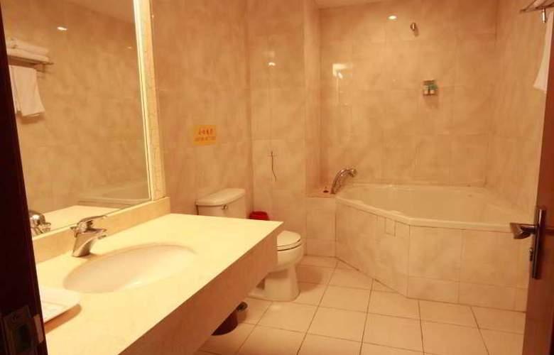 Beijing Shindom Inn Qian Men Tian Jie - Room - 7
