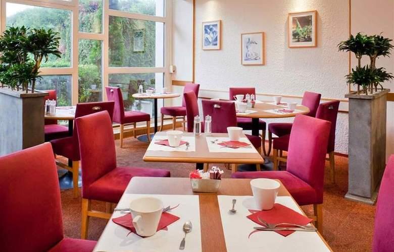 Mercure Paris Sud Les Ulis-Courtaboeuf - Restaurant - 25