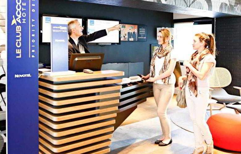 Novotel Milano Linate Aeroporto - Hotel - 44