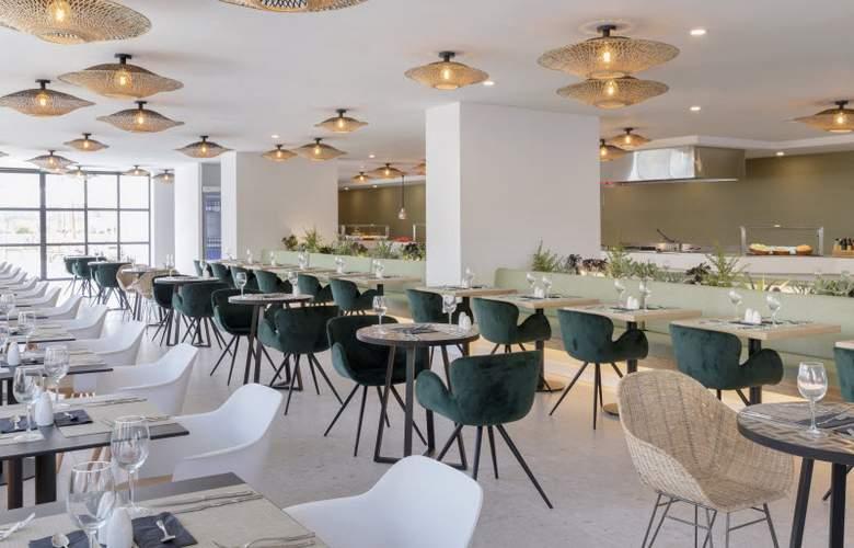 HM Ayron Park - Restaurant - 32
