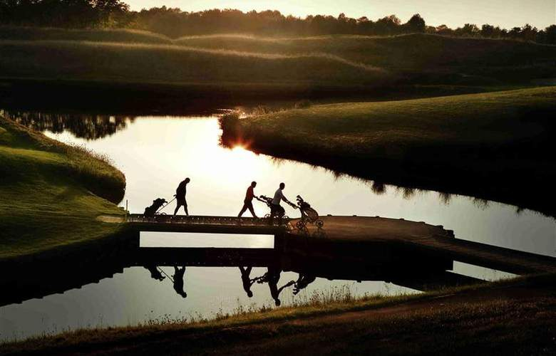 Novotel Saint Quentin Golf National - Sport - 94