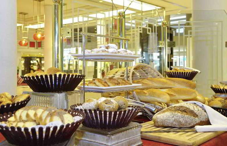 Mercure Cairo Le Sphinx - Restaurant - 18