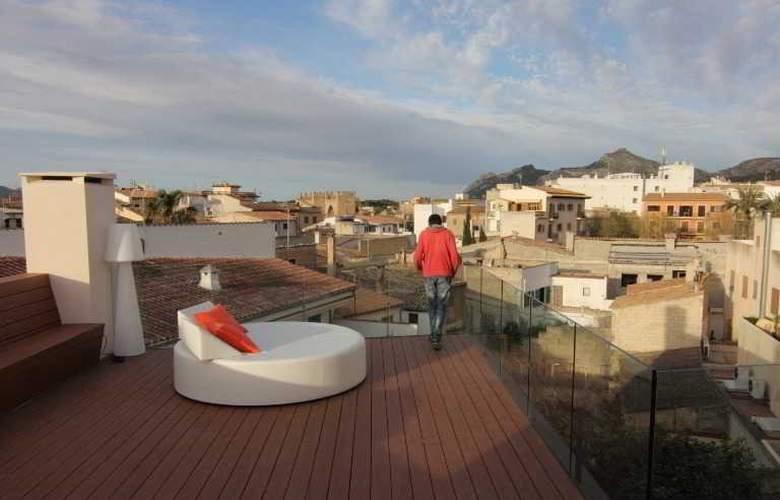 Alcudia Petit - Terrace - 16