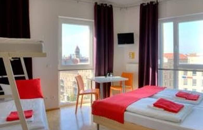 Meininger Hotel Berlin Prenzlauer Berg - Room - 4