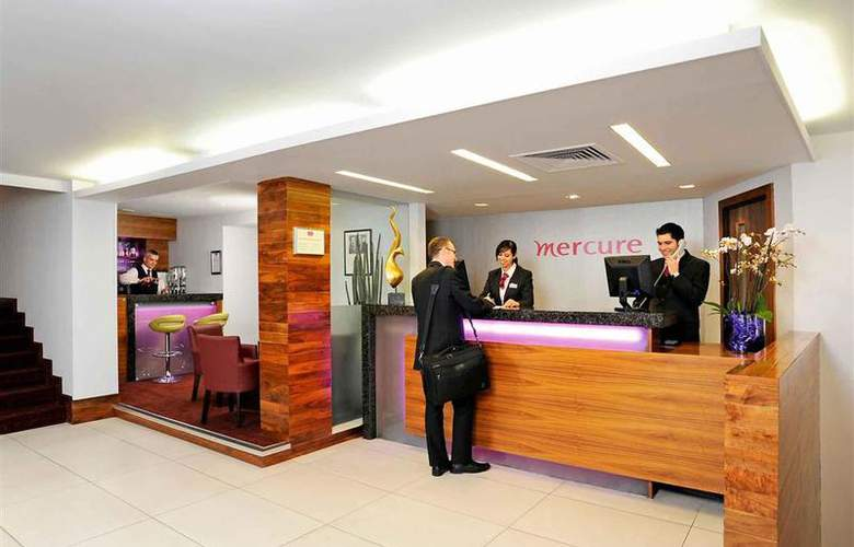 Mercure London Paddington - Hotel - 34