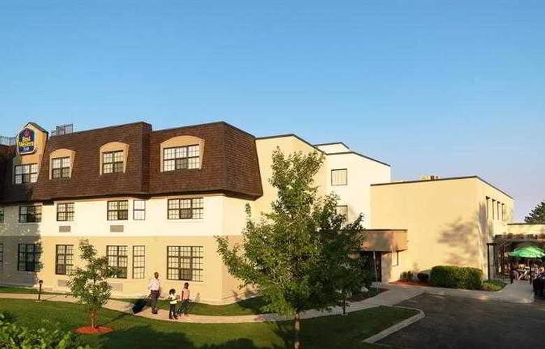 Best Western Brant Park Inn & Conference Centre - Hotel - 44