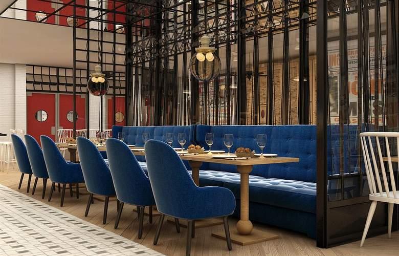 H10 Metropolitan - Restaurant - 37