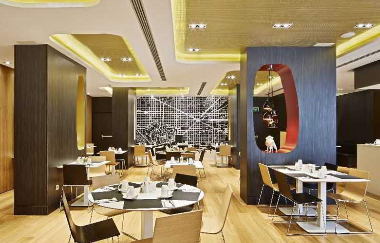Vincci Gala - Restaurant - 19