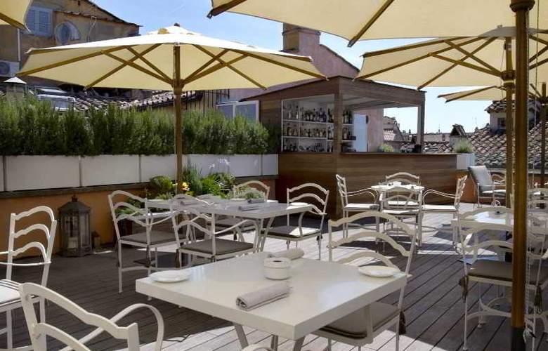 Dom Hotel Roma - Terrace - 9