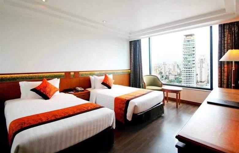 Bangkok Hotel Lotus Sukhumvit - Hotel - 8