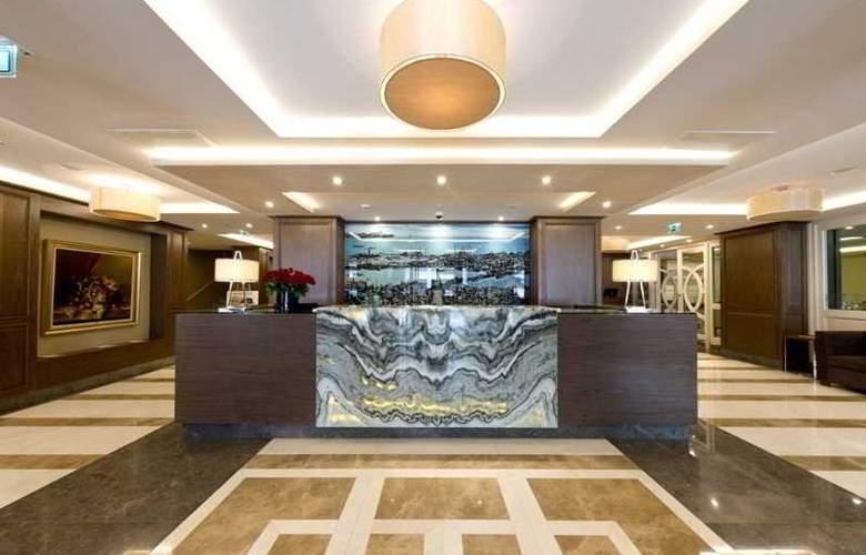 Nidya Hotel Galataport - Hotel - 5