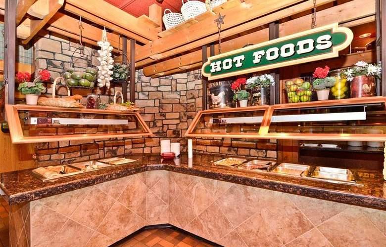 Best Western Ruby's Inn - Restaurant - 102