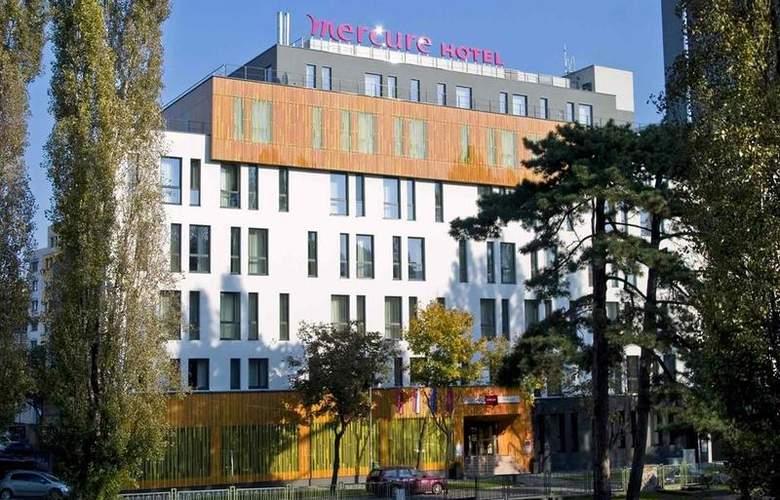 Mercure Bratislava Centrum - Hotel - 47