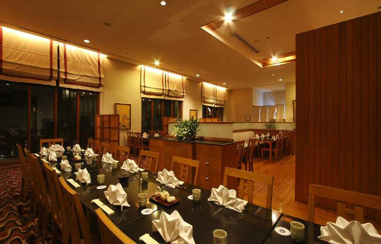 Chatrium Royal Lake Yangon - Restaurant - 41