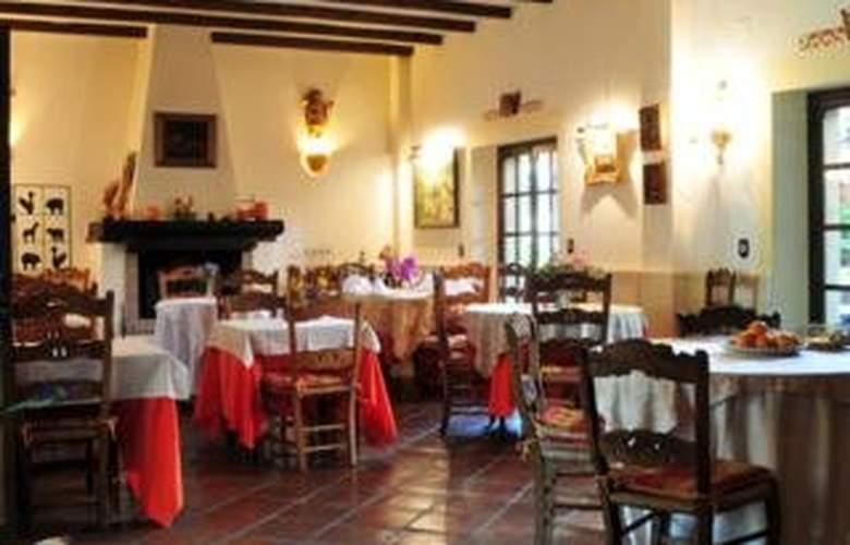 Molino de Santillan - Restaurant - 8