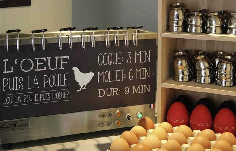 Ibis Limoges Centre - Meals - 3