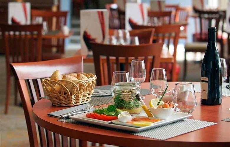 Mercure Ile de Nantes - Restaurant - 44
