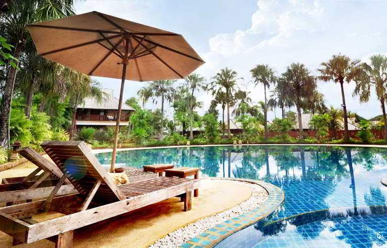 Phowadol Resort and Spa Chiang Rai - Pool - 3