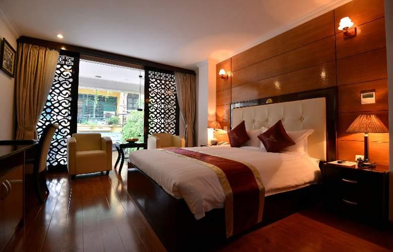 Golden Cyclo Hotel - Room - 22