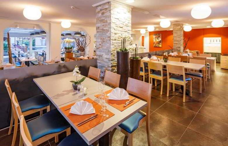 Congress Olten Swiss Quality Hotel - Restaurant - 12