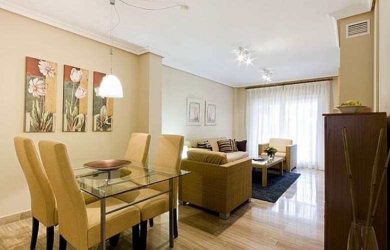 Apartamentos Isla del Fraile - Room - 0