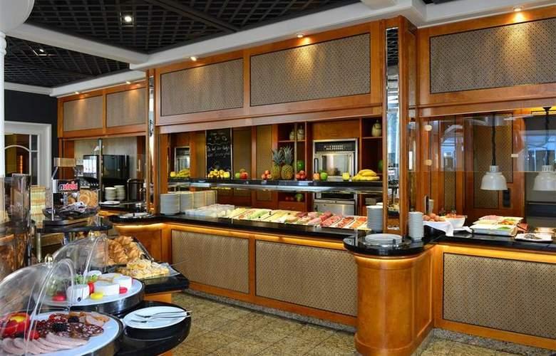 Best Western Premier Parkhotel Kronsberg - Restaurant - 46