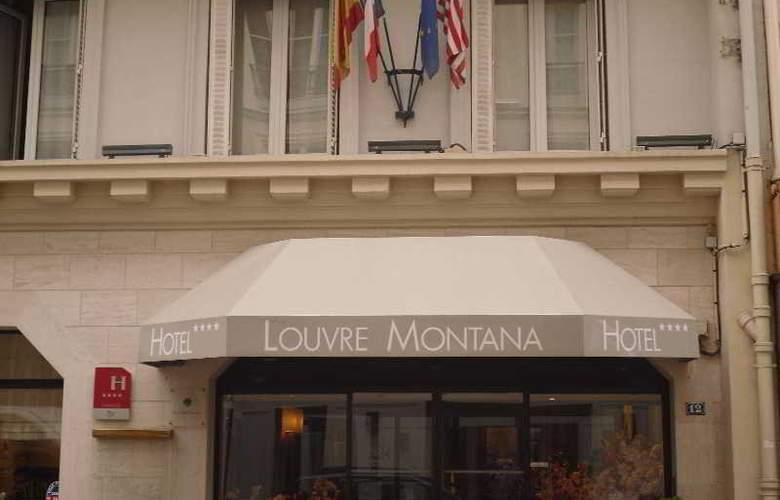 EMERAUDE HOTEL LOUVRE MONTANA - Hotel - 3
