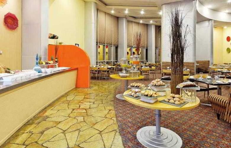 Holiday Inn Monterrey Parque Fundidora - Restaurant - 27