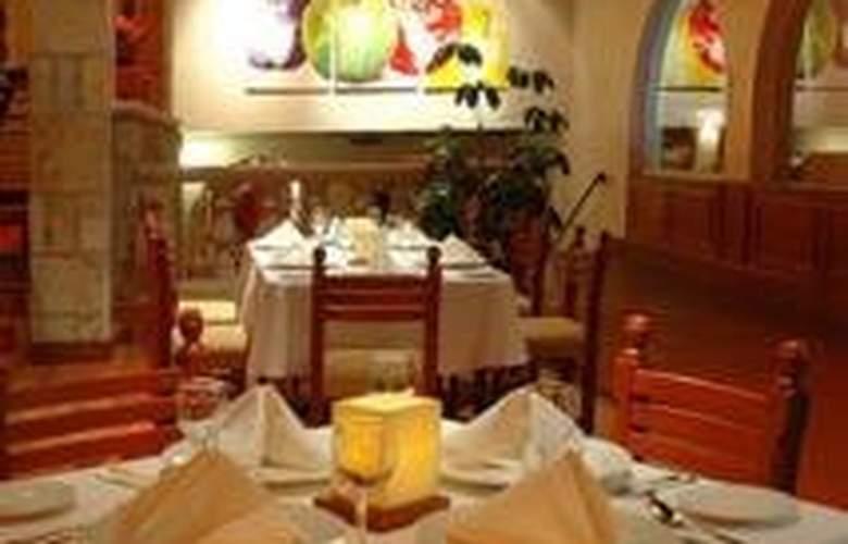 Posada Vista Bella - Restaurant - 6