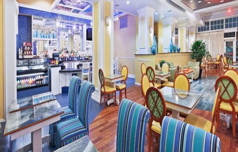 Indigo Hotel Dallas Downtown - Restaurant - 11
