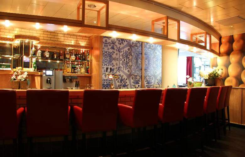Best Western Amsterdam Airport - Bar - 19