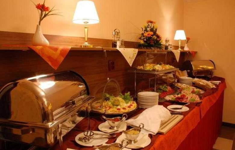 Euroagentur hotel Downtown - Restaurant - 9