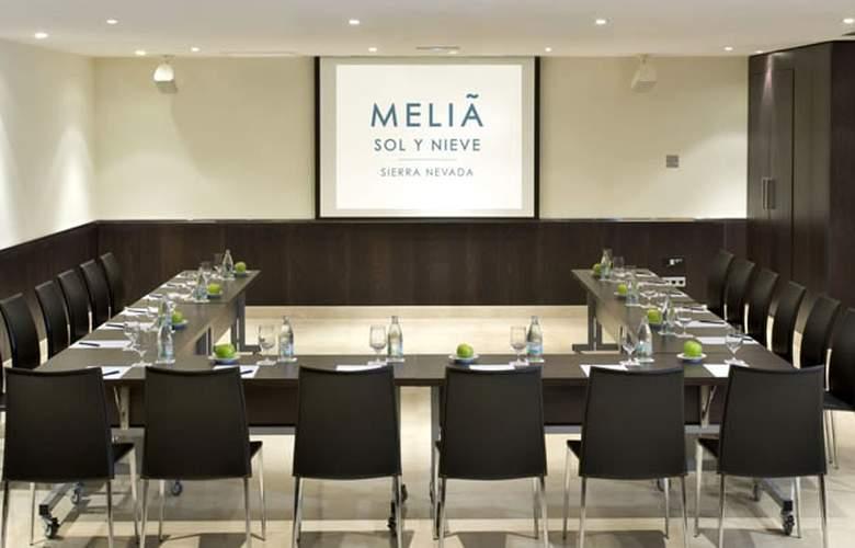 Meliá Sol y Nieve - Conference - 5