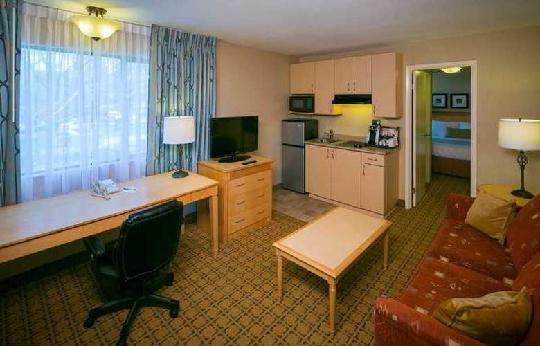 Accent Inn Vancouver Airport - Room - 6
