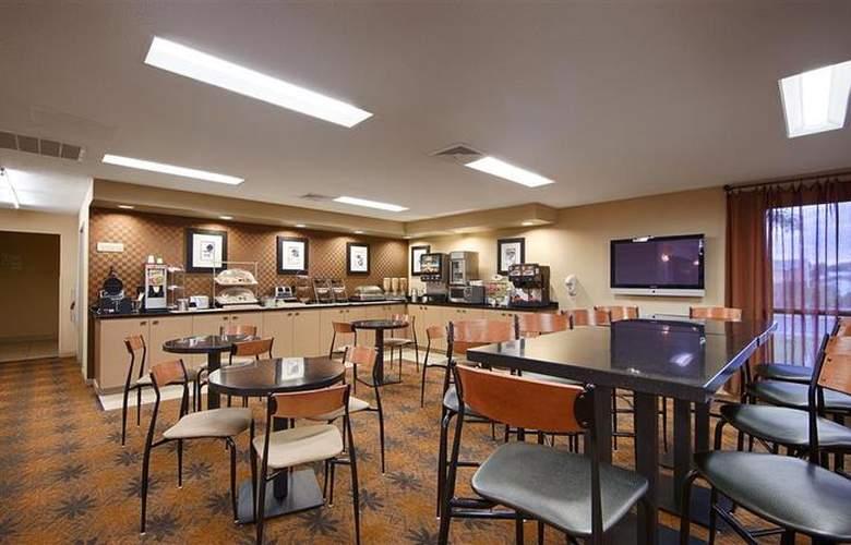 Best Western Plus Inn & Conference Center - Restaurant - 52