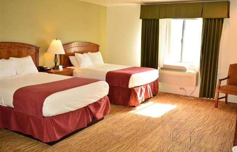 Best Western Red Hills - Room - 87