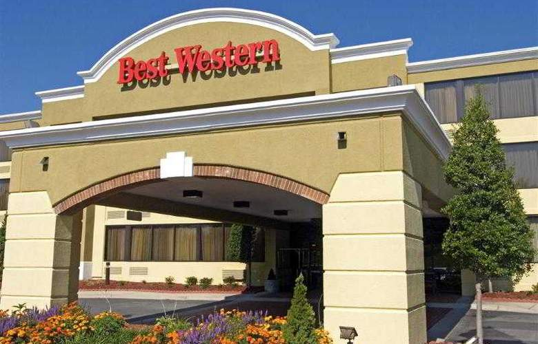 Best Western Charlotte Matthews - Hotel - 28