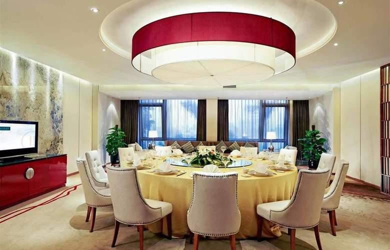 Pullman Xiamen Powerlong - Restaurant - 61