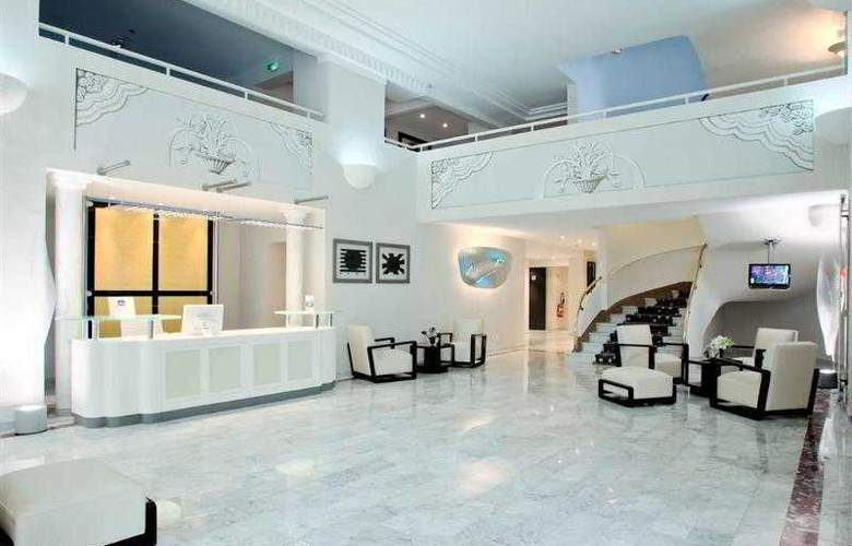 Best Western Le Grand Pavois - Hotel - 10