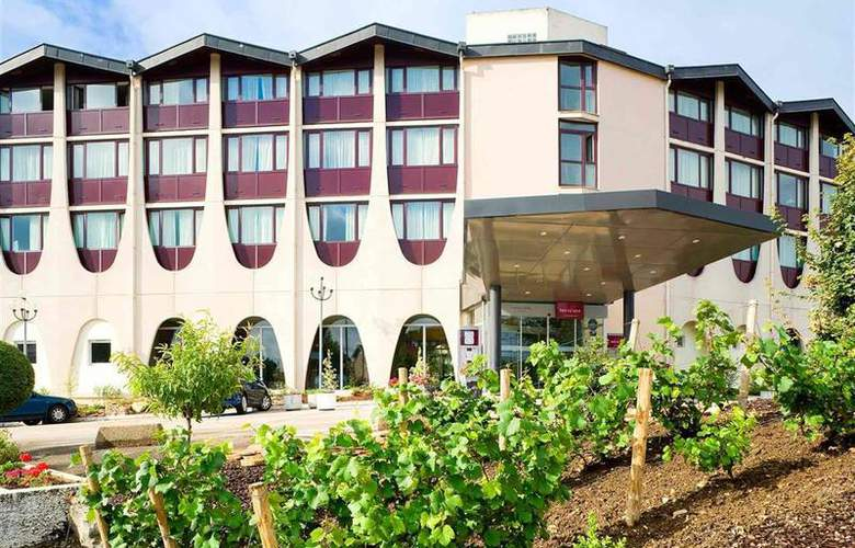 Mercure Beaune Centre - Hotel - 52