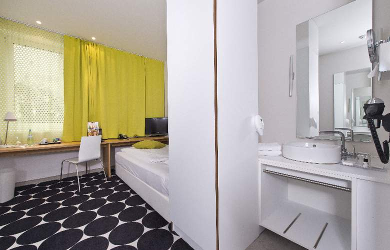 Tryp by Wyndham Frankfurt - Room - 8