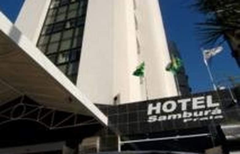 A Sambura Praia - Hotel - 0