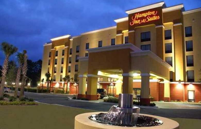 Hampton Inn & Suites Jacksonville S. Bartram Park - Hotel - 0