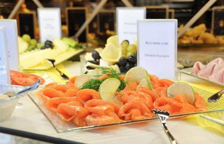 Best Western Leoso Hotel Leverkusen - Restaurant - 87