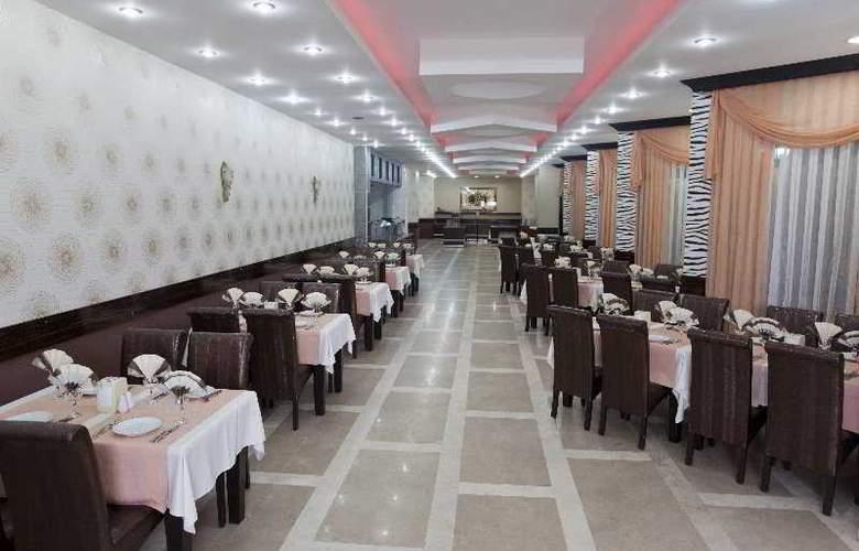 Monte Carlo Hotel - Restaurant - 8