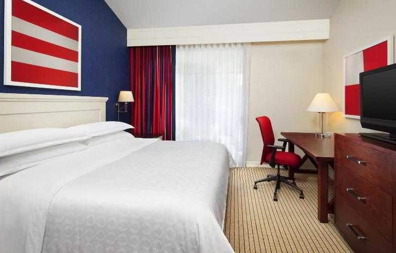 Sheraton San Diego Hotel & Marina - Room - 30