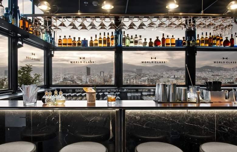NH Collection Barcelona Gran Hotel Calderón - Bar - 4