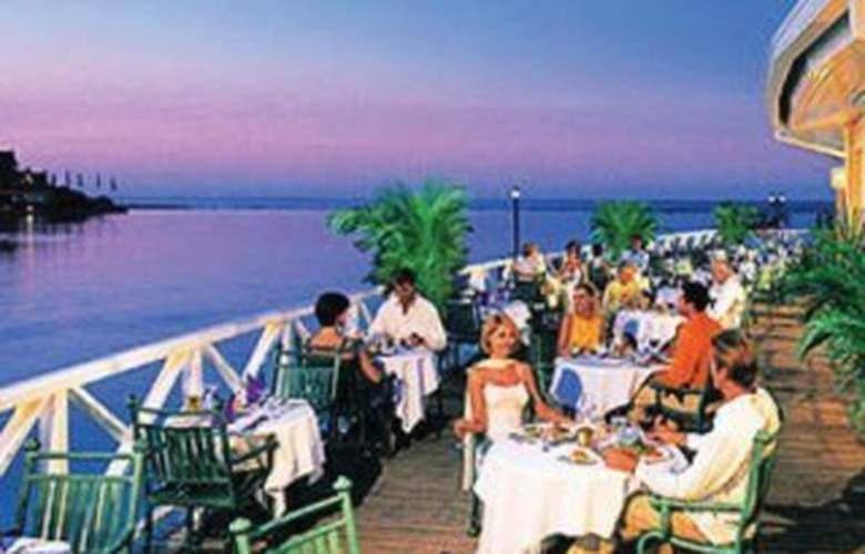 Sandals Royal Caribbean Resort &Offshore Island AI - Terrace - 9